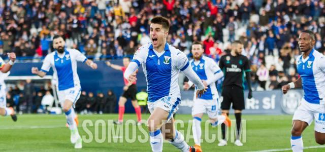 Bustinza renueva su contrato con el Leganés