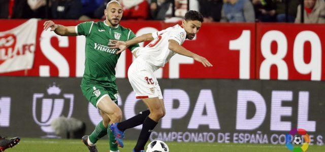El Leganés cae con orgullo y se queda a las puertas de la final de Copa