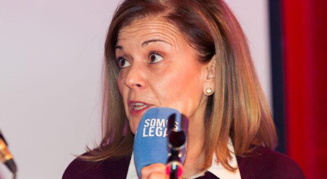 """Victoria Pavón: """"No me veo otros diez años en el Leganés"""""""