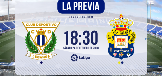 Leganés – Las Palmas: un choque que marcará el futuro