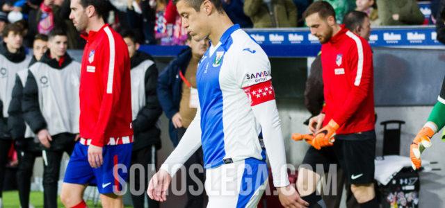 Diego Rico y Mantovani bajas para visitar al Barcelona