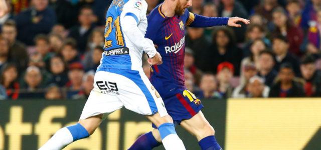 Mucho Messi para medio Lega