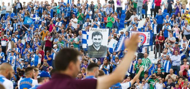 Asier Garitano vuelve a Butarque por segunda vez