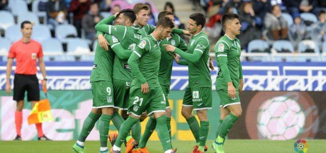 El Leganés cierra con una derrota su temporada fuera de casa