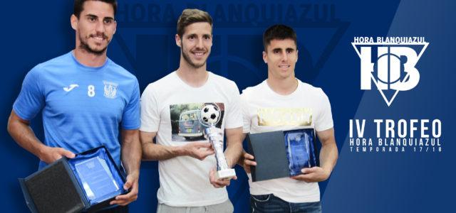 Rubén Pérez se alza como el mejor jugador de la temporada