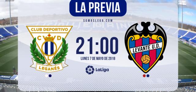 Leganés – Levante: Lunes de celebración