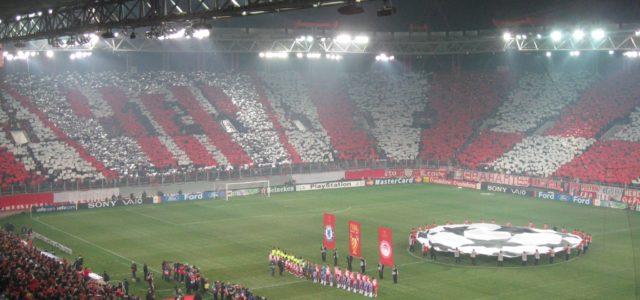 El Olympiacos, primer encuentro fuera de España