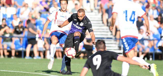 Pellegrino ya gana con el Leganés