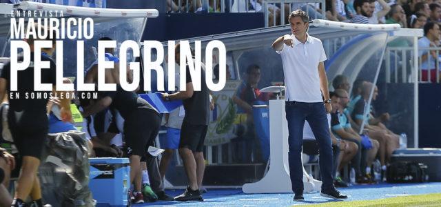 """Mauricio Pellegrino: """"Seguramente la próxima semana pueda llegar algún jugador"""""""
