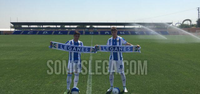 """Josua Mejías: """"Haré todo lo posible por estar en el primer equipo"""""""
