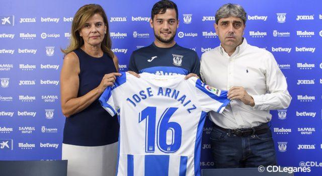 """Jose Arnaiz: """"Todavía no estoy al 100%"""""""