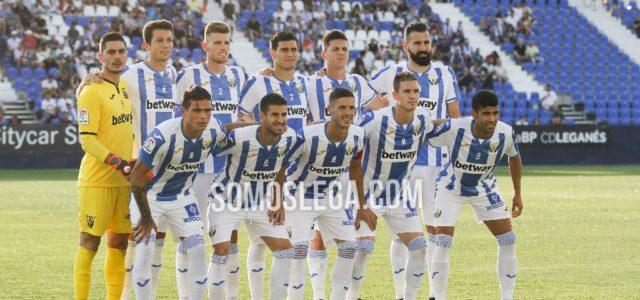 Buena nota en pretemporada para el Leganés de Pellegrino