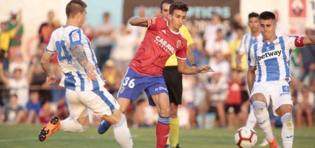 Muñoz, Ojeda y Carrillo: festín de goles en Calatayud.