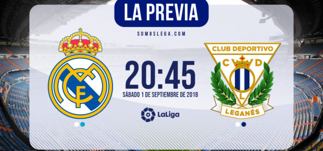 Real Madrid – Leganés: Puntuar para seguir creciendo
