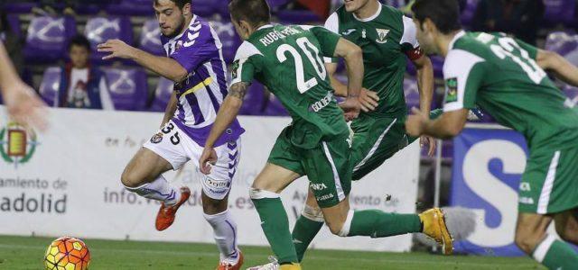 Arnaiz vuelve a cruzarse en su carrera con el Leganés