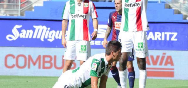 Un gol de Kike García agudiza la dinámica negativa del Leganés