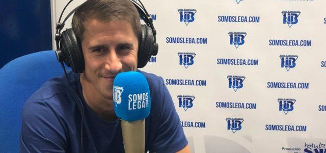 """Szymanowski: """"Nunca pensé en salir del Leganés"""""""
