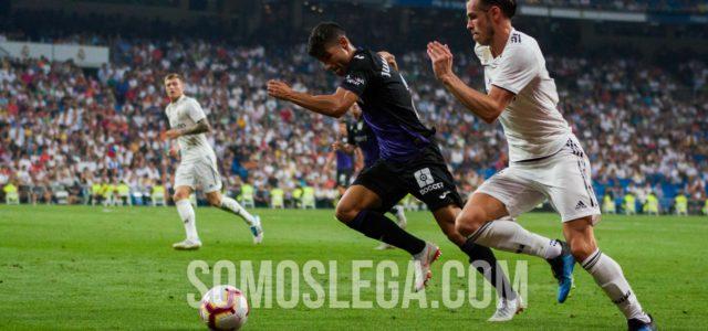 Bale y Benzema ponen en descenso al Lega