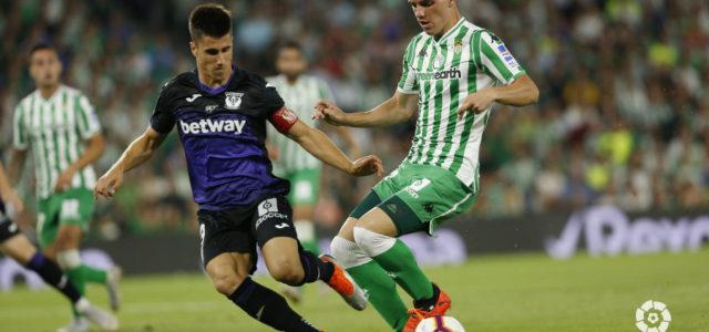 Al Lega se les escapa un punto en el Villamarín (1-0)