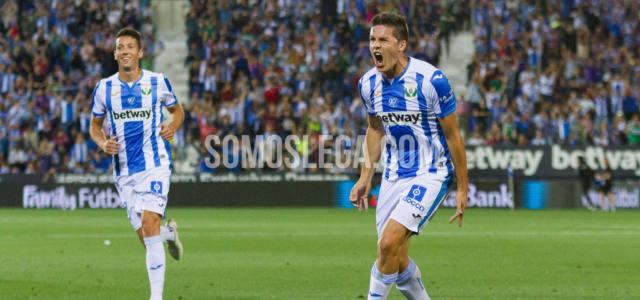 Carrillo pasa reconocimiento médico y volverá al Leganés