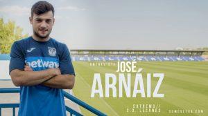 """José Arnáiz: """"Ojalá pueda estar para la Copa"""""""