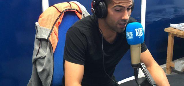 """Juanfran: """"La plantilla del Leganés va a morir por cumplir los objetivos"""""""