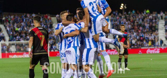 Carrillo vuelve para dar la victoria al Leganés