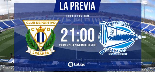 Leganés – Alavés: nueva oportunidad para salir del descenso