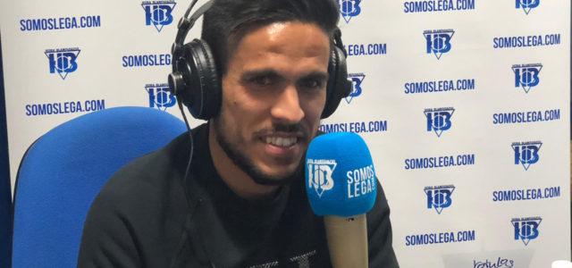 """José Recio: """"En el Leganés se respira ilusión"""""""