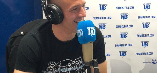 """Rodri Tarín: """"El Lega me ha devuelto la ilusión"""""""