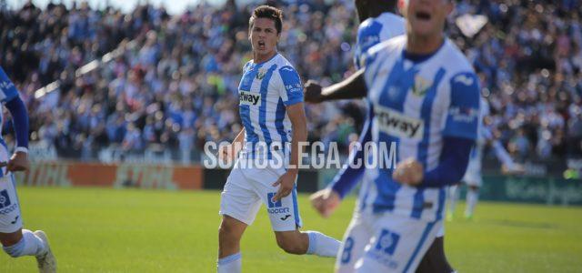 Carrillo amarga el liderato del Atleti y rescata un buen punto (1-1) para el Leganés