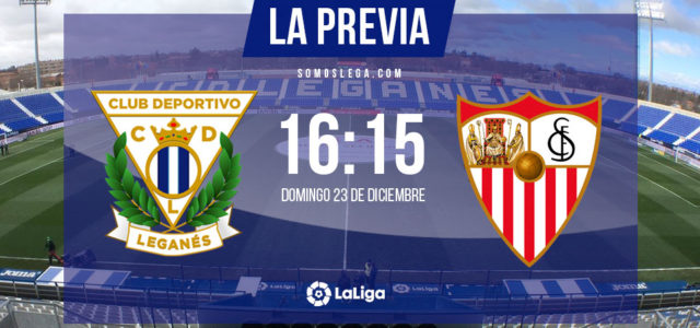 Leganés – Sevilla: 'El Gordo' es la victoria