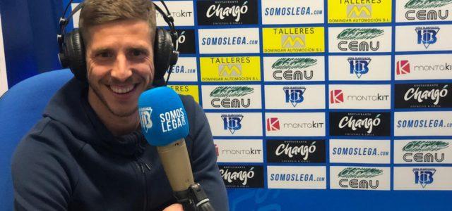 """Rubén Pérez: """"Si la gente no está contenta, preferiría que pitara al final del partido"""""""
