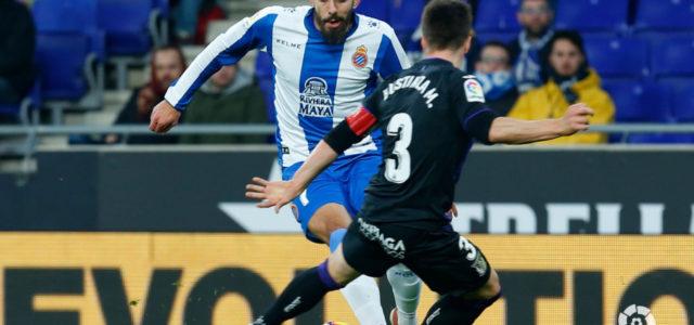 Borja Iglesias acaba con el empuje del Leganés