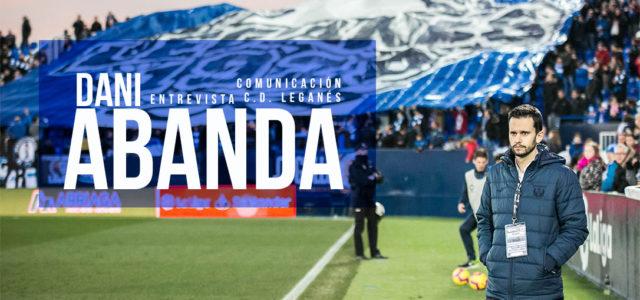 """Dani Abanda: """"Los años en Segunda B nos han hecho valorar más todo"""""""