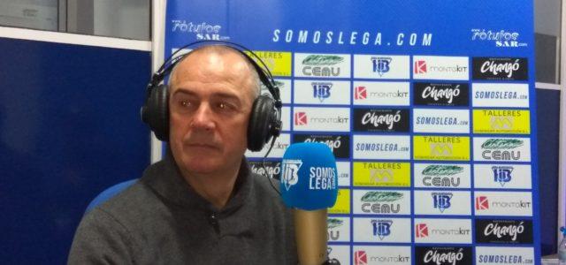 """Felipe Moreno: """"En cinco años vendrá la siguiente revolución del Leganés"""""""