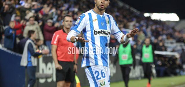 En-Nesyri sale al rescate (2-2) del Leganés