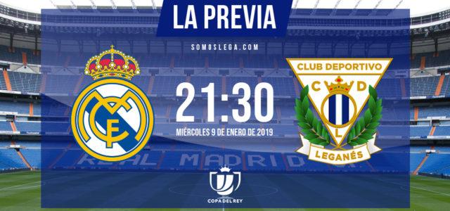 Real Madrid-Leganés: El Lega quiere llegar vivo a Butarque