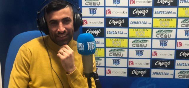 """Michael Santos: """"Desmiento que el club quiera darme salida, aunque yo quiero minutos"""""""