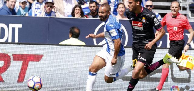 Diego Reyes, la gran apuesta del Leganés