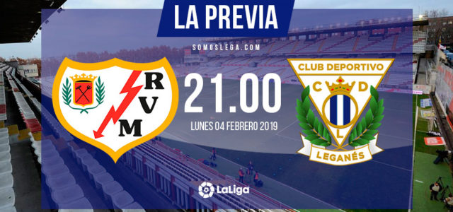 Rayo Vallecano – Leganés: salto al vacío o despegue