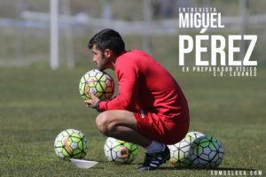 """Miguel Pérez: """"Me fastidia no vivir el partido de Anoeta"""""""