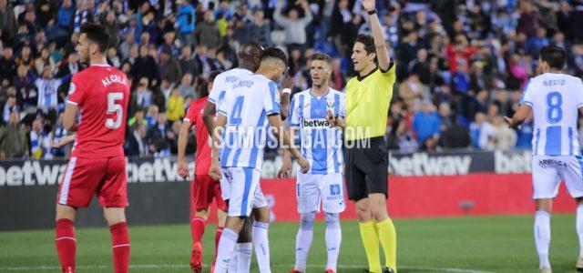 El Girona desconecta (0-2) a un irreconocible Leganés
