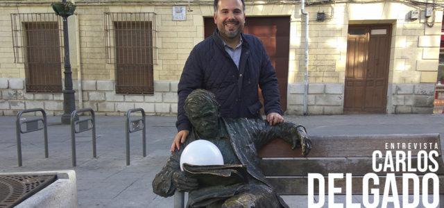 """Carlos Delgado: """"Ahora el Leganés puede autogestionarse y no depender tanto del erario público"""""""