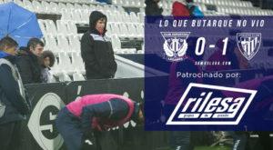 Lo que Butarque no vio del Leganés – Athletic