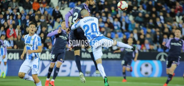 Carrillo abrió la brecha del Valladolid en el 95′