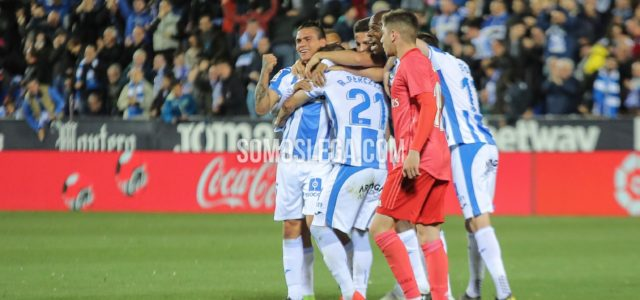 Cuéllar (1-1) detiene al Real Madrid en Butarque