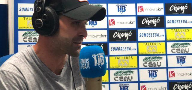 """'Pichu' Cuéllar: """"En ningún caso está descartado seguir en el Leganés"""""""