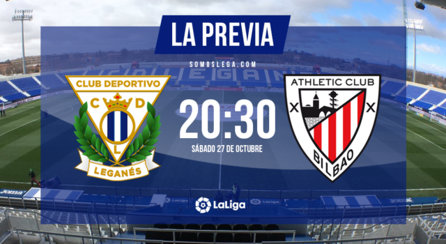 Leganés – Athletic: noche de soñadores