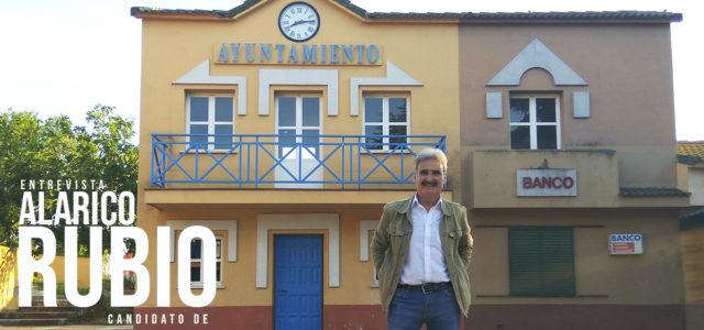"""Alarico Rubio: """"Veo al Leganés muy comprometido con la ciudad"""""""